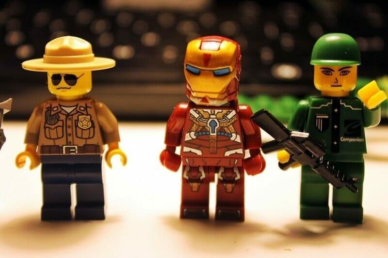 Legomania: últimas novedades, regalos de comunión