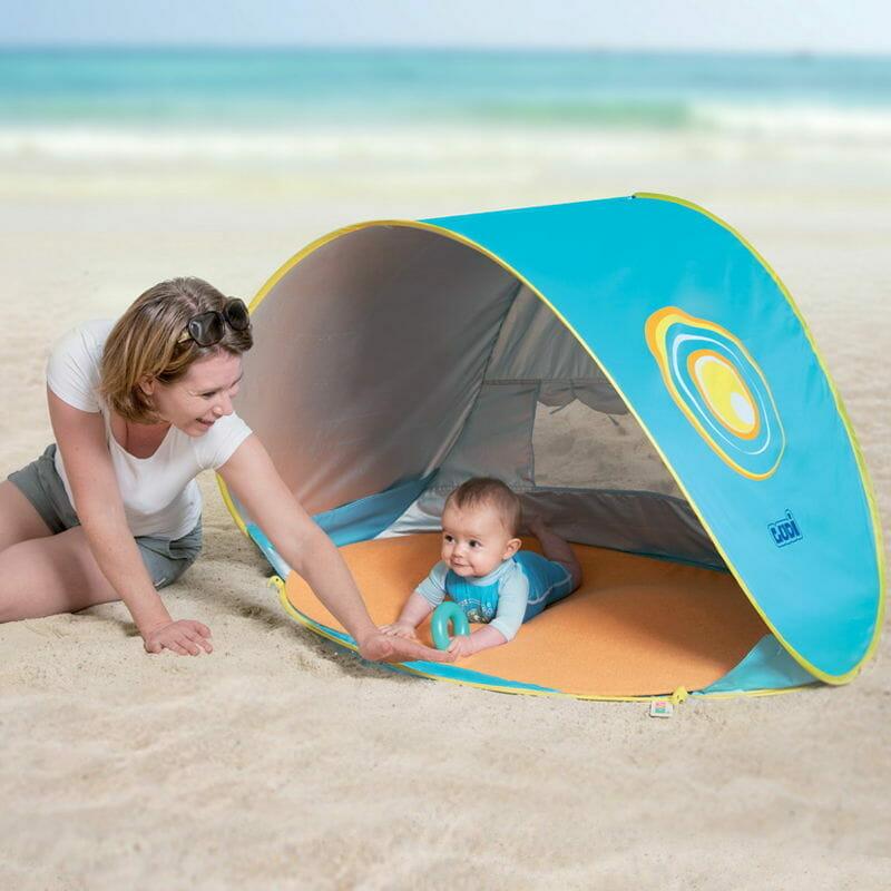 Juguetes y artículos para usar en la arena