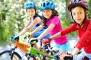 Beneficios de ir a la escuela con patinete o bicicleta