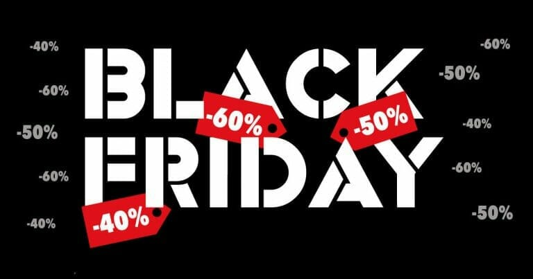 Descuentos en juguetes hasta del 60% para el Black Friday