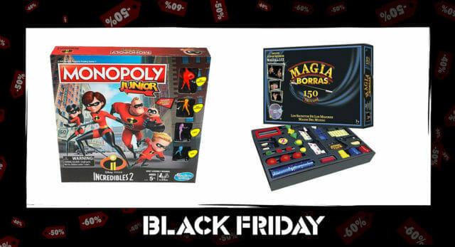 ofertas en juguetes para el Black Friday