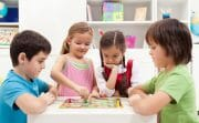 Los beneficios de los juegos de mesa para niños y niñas