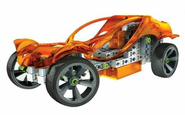 Mecánica: ingeniería, regalos