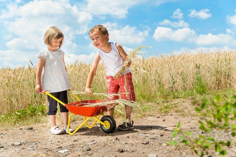 10 modelos geniales de tractores de juguetes