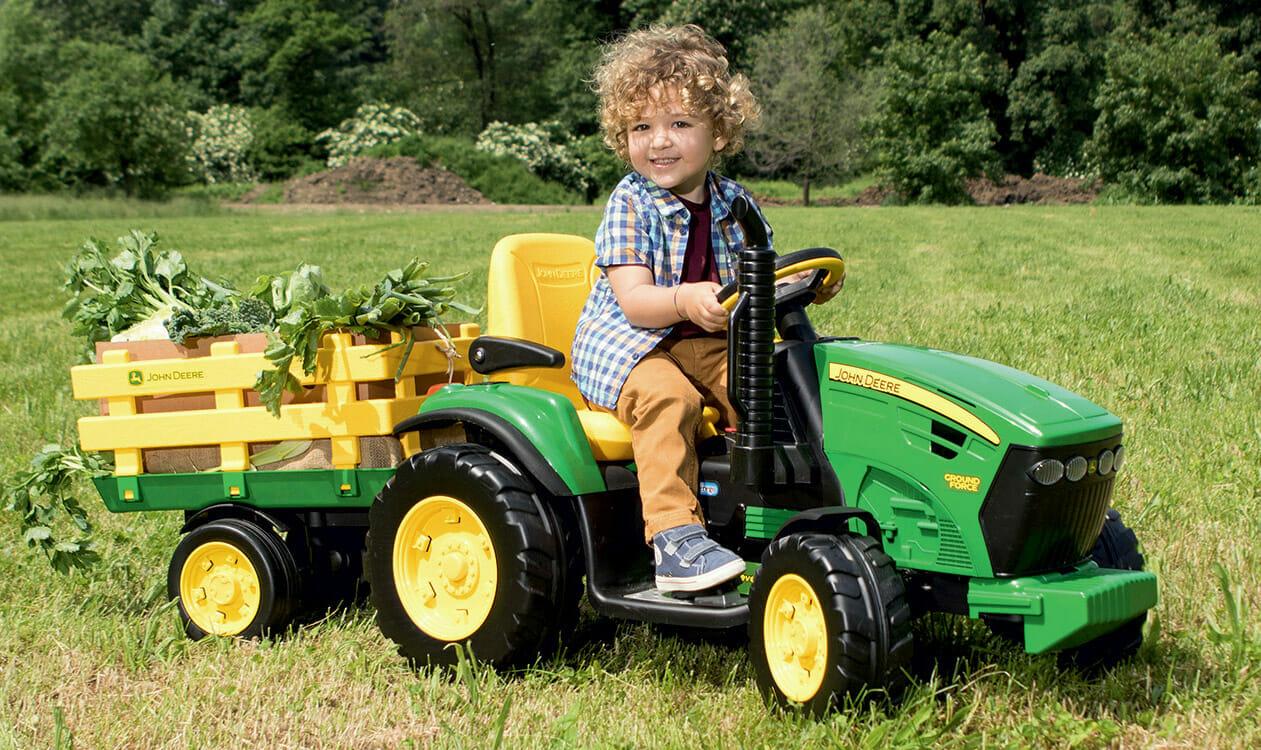 Top 10 de los tractores de juguete más alucinantes