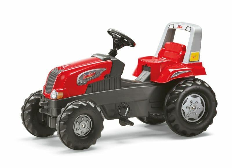Tractor Junior Rojo