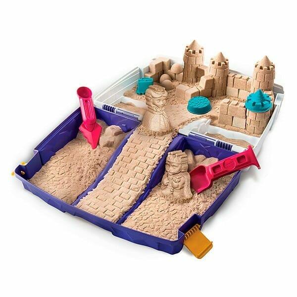 Kinetic Sand, la árena mágica con la que quieren jugar todos los niños y niñas
